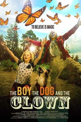 فيلم The Boy, the Dog and the Clown 2019 مترجم
