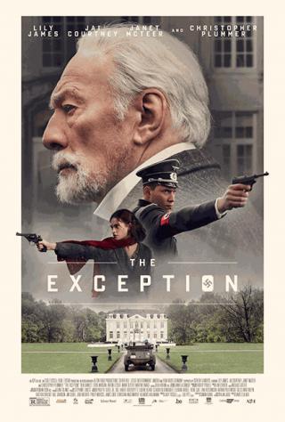 فيلم The Exception 2017 مترجم