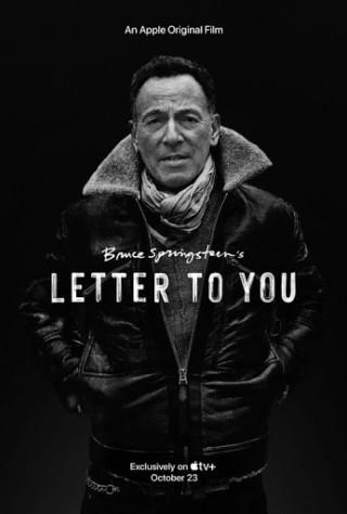 فيلم Bruce Springsteen's Letter to You 2020 مترجم