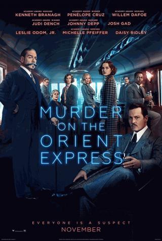 فيلم Murder on the Orient Express 2017 مترجم