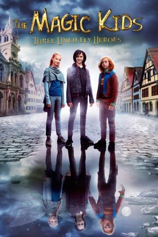 فيلم The Magic Kids Three Unlikely Heroes 2020 مترجم