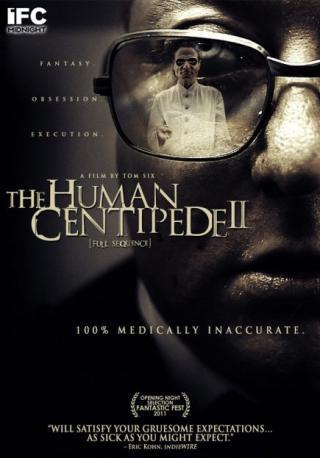 فيلم The Human Centipede 2 2011 مترجم