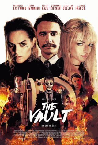 فيلم The Vault 2017 مترجم