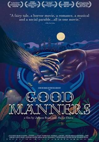 فيلم Good Manners 2017 مترجم