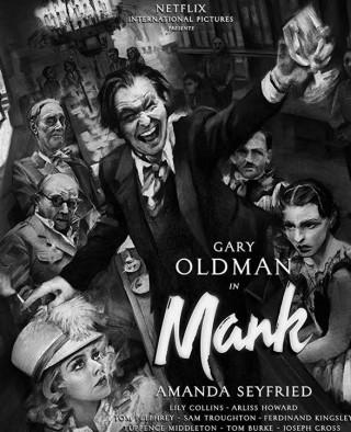 فيلم Mank 2020 مترجم