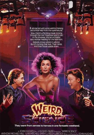 فيلم Weird Science 1985 مترجم
