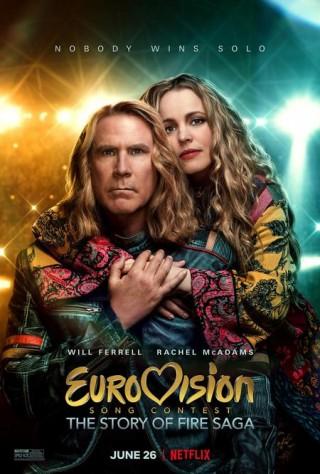 فيلم Eurovision Song Contest: The Story of Fire Saga 2020 مترجم