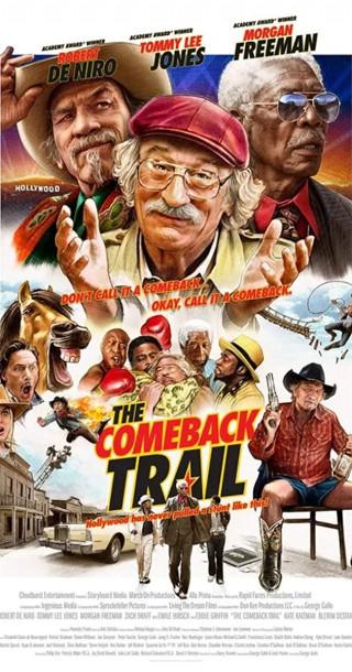 فيلم The Comeback Trail 2020 مدبلج
