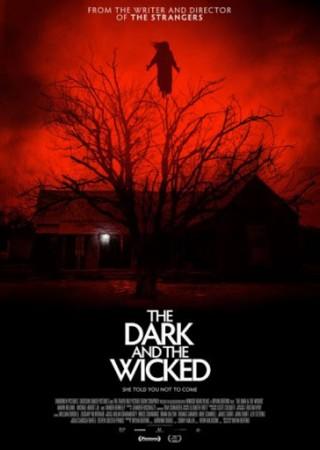فيلم The Dark and the Wicked 2020 مترجم