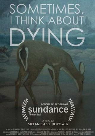 فيلم Sometimes, I Think About Dying 2019 مترجم