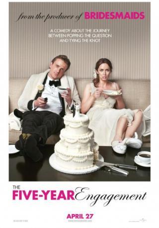 فيلم The Five Year Engagement 2012 مترجم