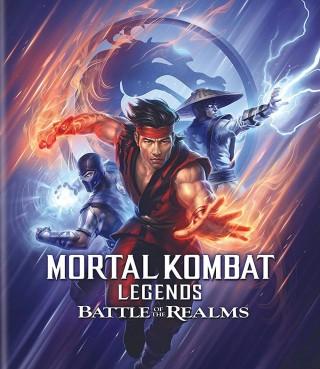 فيلم Mortal Kombat Legends: Battle of the Realms 2021 مترجم