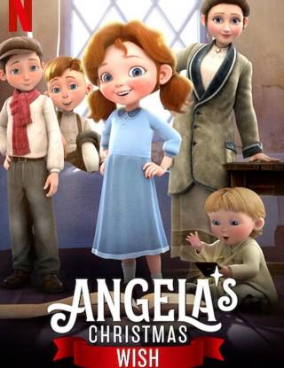 فيلم Angela's Christmas Wish 2020 مترجم
