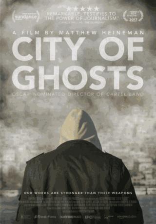فيلم City of Ghosts 2017 مترجم