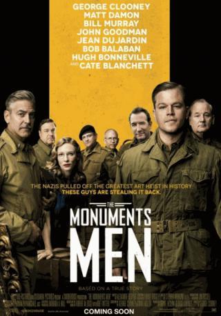 فيلم The Monuments Men 2013 مترجم