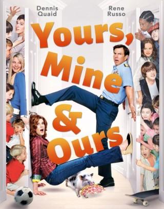 فيلم Yours, Mine & Ours 2005 مترجم