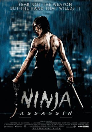 فيلم Ninja Assassin 2009 مترجم