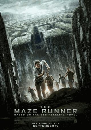 فيلم The Maze Runner 2014 مترجم