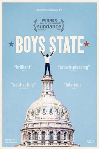 فيلم Boys State 2020 مترجم