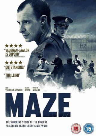 فيلم Maze 2017 مترجم