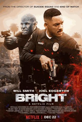 فيلم Bright 2017 مترجم