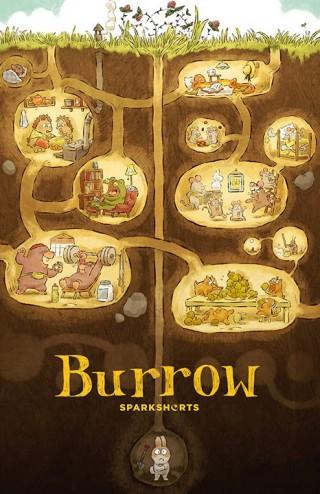 فيلم Burrow 2020 مترجم