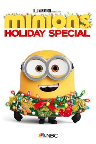 فيلم Minions Holiday Special 2020 مترجم