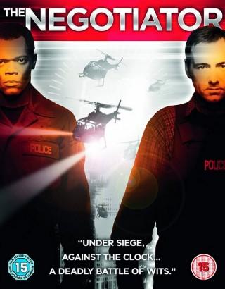 فيلم The Negotiator 1998 مترجم