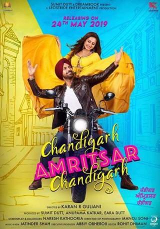 فيلم Chandigarh Amritsar Chandigarh 2019 مترجم