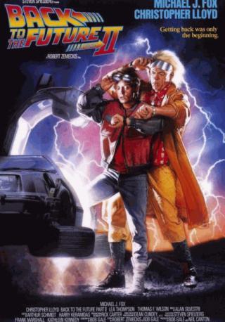 فيلم Back to the Future II 1989 مترجم
