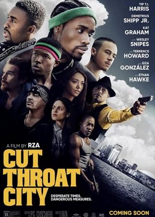 فيلم Cut Throat City 2020 مترجم