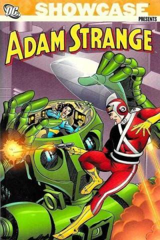 فيلم Adam Strange 2020 مترجم