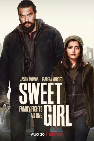 فيلم Sweet Girl 2021 مترجم