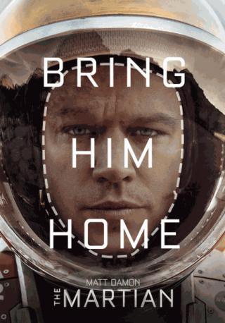 فيلم The Martian 2015 مترجم