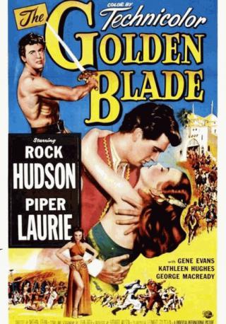 فيلم The Golden Blade 1953 مترجم