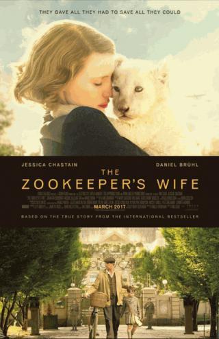 فيلم The Zookeeper's Wife 2017 مترجم