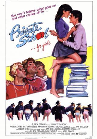 فيلم Private School 1983 مترجم