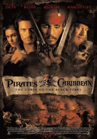 فيلم Pirates of the Caribbean: The Curse of the Black Pearl 2003 مترجم