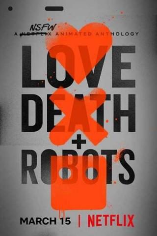 مسلسل LOVE DEATH + ROBOTS  مترجم