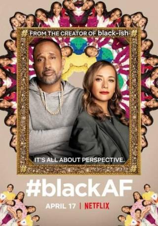 مسلسل #blackAF
