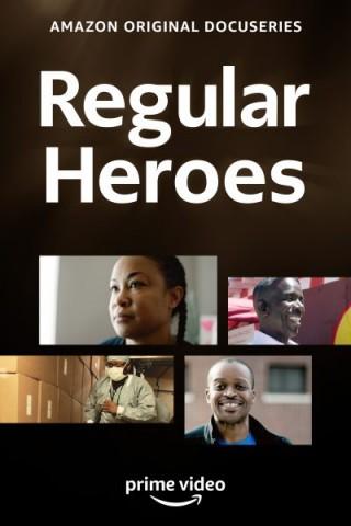 مسلسل Regular Heroes