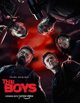 The Boys مسلسل