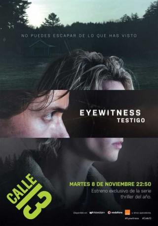 مسلسل Eyewitness