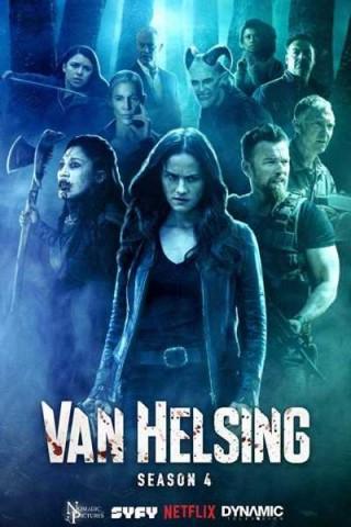 مسلسل Van Helsing مترجم