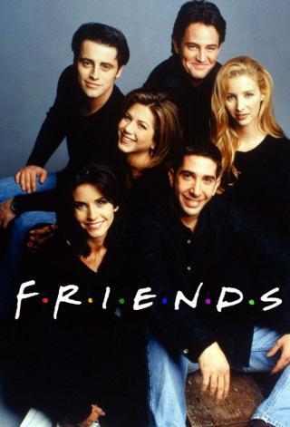 مسلسل فريندز Friends