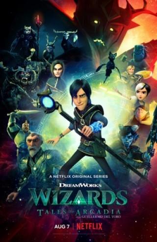 مسلسل Wizards مترجم