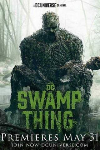 مسلسل Swamp Thing مترجم
