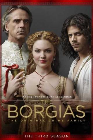 مسلسل The Borgias مترجم