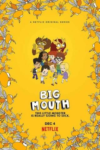 مسلسل Big Mouth مترجم