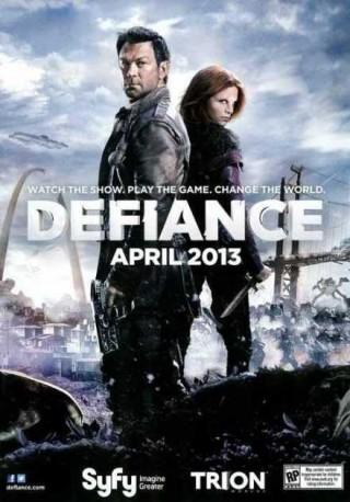 مسلسل Defiance